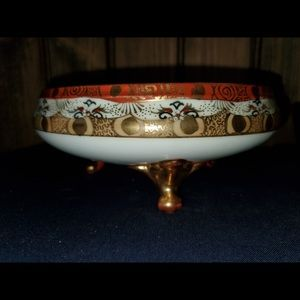 Nippon Asian Footed Bowl
